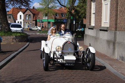 Bugatti Westzaan